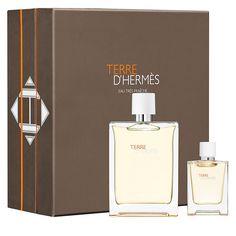 Terre D'Hermes 4.2 oz 2 Piece Gift Set for men