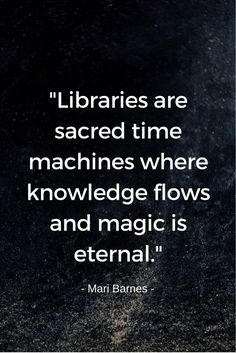 Library Quotes Pinproquest On Library Quotes Sayings And Memes  Pinterest