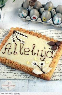 Mazurek kokosowy na Stylowi.pl Cheesecake Pops, Polish Easter, Breakfast Recipes, Dessert Recipes, Yummy Mummy, Easter Recipes, Love Food, Keto Recipes, Food Photography