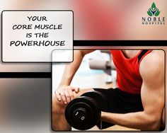 It is a must, that you must have strong core muscle. And building core muscle helps prevent injuries, protect inner organs and central nervous system, vanish back pain and most importantly you get a strong, confident posture. #StrongCoreMuscle #StrengthenCoreMuscles