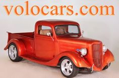 Volo Auto Museum:: 1935 FORD TRUCK STREET ROD - Used Inventory