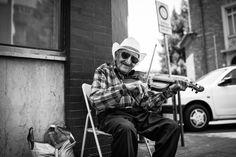 Amazing Street Portraits by Giulio Magnifico
