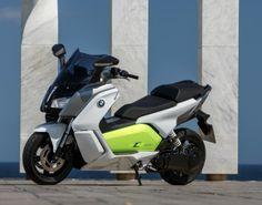 BMW C evolution: Emissionsfreie Dynamik für urbane Mobilitä