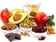 Top 7 Powerful Foods To Lower Cholesterol - Foods Tips To Lower Cholesterol Anti Oxidant Foods, Cholesterol Lowering Foods, Food Hacks, Nutrition, Healthy Recipes, Fruit, Vegetables, Medicine, Fitness