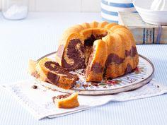 Dieser leckeren Mamorkuchen haben wir extra für die gebacken, die sonst Nein sagen müssen: Probieren Sie unser Rezept für den Mamorkuchen ohne Milch. http://www.fuersie.de/kochen/backrezepte/artikel/rezept-marmorkuchen-laktosefrei