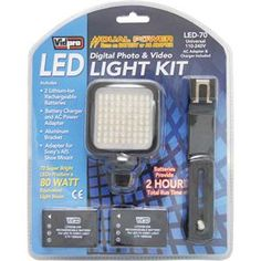 VidPro LED-70: Picture 1 regular