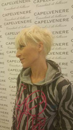 Taglio 2016 #haircut #biondo
