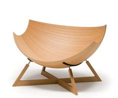 Chair BARCA designed by Jacob Joergensen for Conde House http://www.deconiche.com/a-furniture-and-design-piece-from-conde-house-barca/