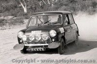 Morris 850 - Souther Cross  Rally 9th October 1968