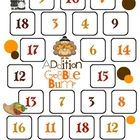 Free! Gobble Bump....math game that's been around for a while and there are many different versions of it.