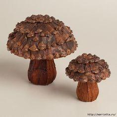 Красивые идеи для декора из природных материалов (45) (500x500, 90Kb)