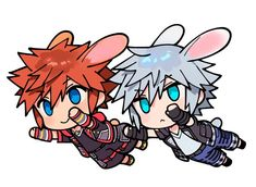 Kingdom Hearts Wallpaper, Kingdom Hearts Anime, Chibi, Kh 3, Kindom Hearts, Heart Pictures, Kingdom Of Heaven, Kawaii, Video Game Art