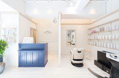N'SOL minamikoshigaya/Saitama|サロン制作事例|SALON|美容室(サロン)の設計・内装・インテリア≪タフデザインプロダクト≫