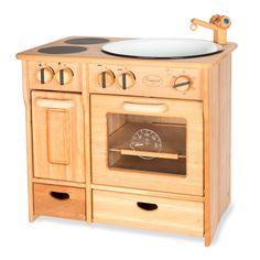 elsa's kitchen in wooden play kitchens  – Nova Natural Toys & Crafts