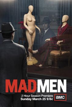 Mad Men Season 5 Poster Revealed
