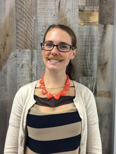 Nice 'stache @kelseywalden! #Movember