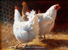 Recently Sold Original Oils by J. Hester 73