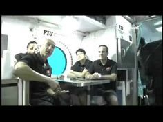 Astronauts Train Underwater for Deep Space Missions
