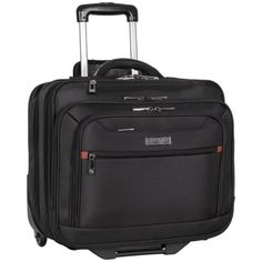 12f9f603a8 Heritage 1680D Polyester Triple Compartment 2-Wheel Rolling 17-inch Laptop  Business Case 17. 17 Inch LaptopLanyLuggage BagsSuitcaseCarry ...