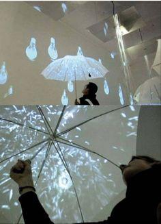 One of our all time favorite lighting installations: raining lightbulbs--Viabizzuno progettiamo la luce