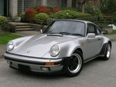 Porsche 911 Turbo (930). (Click on photo for larger image.)