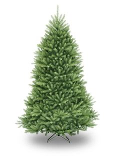 7 1/2' Dunhill Fir Tree Hinged National Artifial ChristmasTree DUH-75 7.5 Ft New #NationalTreeCompany