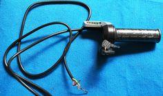acceleratore con led e chiave v 24