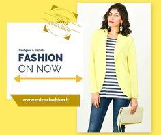 (1) MIREAfashion (@MIREAfashion) | Twitter Cardigan Fashion, Jacket Style, Spring Fashion, Shop Now, Blazer, How To Make, Jackets, Italy, Shopping