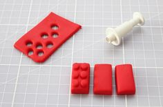 Lego cake decorations - goodtoknow