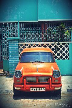 Vintage Pondicherry