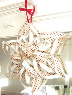 paper snowflake instructions