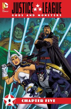 Justice League - Gods & Monsters #5 – GetComics