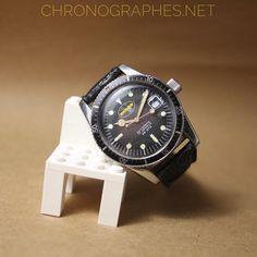 Titus Calypsomatic 7986 made for Dacor famous US diving equipment company. Rare bird among Calypsomatics !
