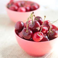 TART CHERRIES, A HEALTHY OPTION FOR AFTER A WORK OUT OR ANYTIME