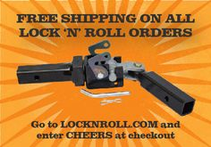The newly redesigned Lock 'N' Roll articulating hitch. Not only the best off road hitch in the world, but the best trailer hitch, period. Jeep Camping Trailer, Jeep Tent, Off Road Trailer, Trailer Build, Trailer Hitch, Cheap Travel Trailers, Travel Trailer Insurance, Utv Trailers, Best Trailers