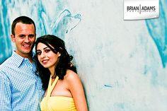 Karin + Brent | Beach Engagement | Engagement Photograpy | Florida Wedding Photography | Brian Adams PhotoGraphics | www.brianadamsphoto.com