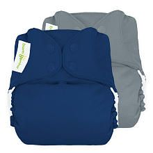 BumGenius Freetime AIO 2 Pack Armadillo/Stellar For baby prepping