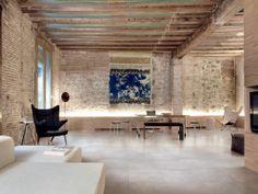 Ceramiche Refin offers a wide range of italian porcelain tiles and italian ceramic floor tiles. Italian floor tiles and porcelain tile flooring. Ceramic Floor Tiles, Tile Floor, Porcelain Tiles, Wall Tiles, Olympia Tile, Wood Look Tile, Living Room Flooring, Stone Houses, Loft Spaces