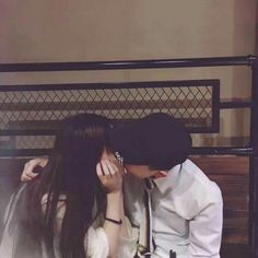 Image about ulzzang couple in Avatar Couple by Ann Girl Couple, Sweet Couple, Relationship Goals Pictures, Cute Relationships, Cute Couples Goals, Couple Goals, Couple Avatar, Couple Ulzzang, Parejas Goals Tumblr