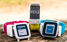 Pal is a smartstrap made for Pebble with independent GPS and extends battery life by a 100%. The GPS allows accurate tracking of speed, distance and elevation during a run, while the strap provides efficient power management that extends battery life for up to 7 days. Learn more at: http://palstrap.com