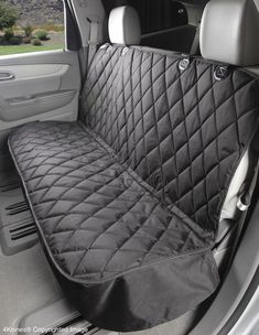 New Edition Short Plush Car Seat Cover Black Faux Fur Front+rear Universal Cover