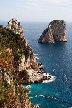Capri Faraglioni   #TuscanyAgriturismoGiratola