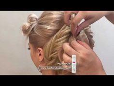 آموزش رایگان طراحی مو از آکادمی بخشی۲