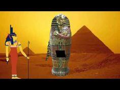 """Ficha de lectura de """"Isis y Osiris"""" de Béatrice Bottet, realizada por Ismael Calvo."""