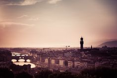 Florence sunset by Armand L'Ortije on 500px
