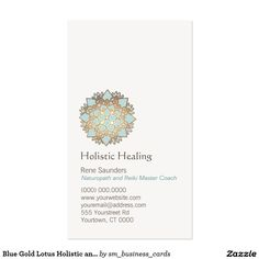 Blue Gold Lotus Holistic And Natural Health Healing Reiki