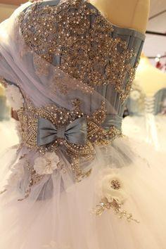 Modern fairytale./ Cinderella / karen cox. Rockstars & Royalty  #fashion #details