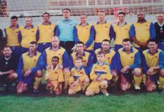 2003-04 League Cup vs Caersws