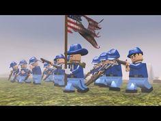▶ LEGO American Civil War - YouTube