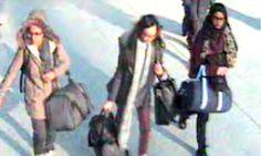 Three British jihadi school girls 'now living in IS stronghold'